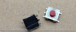 CHAVE TACTIL 6X6X3,1MM SMD