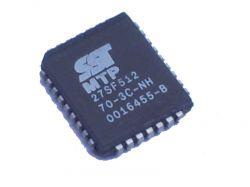 27SF512 PLCC  = 27E512 PLCC