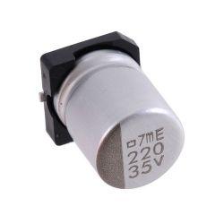 CAPACITOR ELETROLITICO 220UFX35V SMD