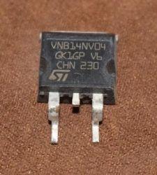 VNB14NV04  TO263
