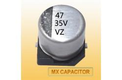 CAPACITOR ELETROLITICO 47UFX35V SMD