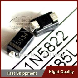 1N5822 SMD   SS34