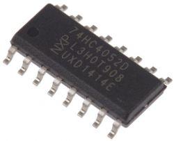 74HC4052D SMD