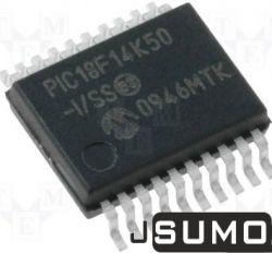 PIC18F14K50-I/SS  SMD