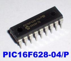 PIC16F628-04/IP DIP