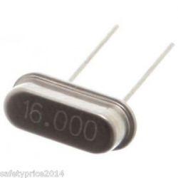 CRISTAL 16.000MHZ HC49S