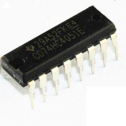74HC4051 DIP