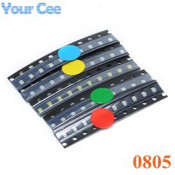 LED VERDE SMD 0805