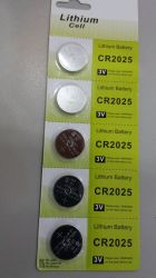 CR2025  3V