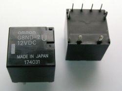 RELE G8ND-2U   12VDC