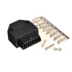 CONECTOR OBD2 FEMEA 16PINOS