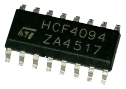 HCF4094 SMD