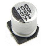 CAPACITOR ELETROLITICO 100UFX35V SMD