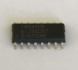 74HC4051 SMD 14PINOS