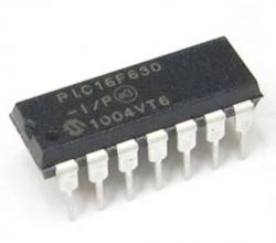 PIC16F630-I/P