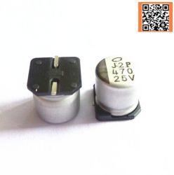 CAPACITOR ELETROLITICO 470UFX25V  SMD