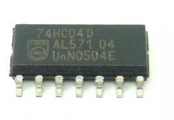 74HC04D