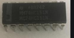 74HC151