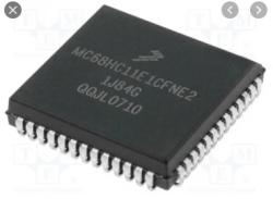 MC68HC11E1CFNE2