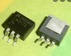 LM317S SMD TO263