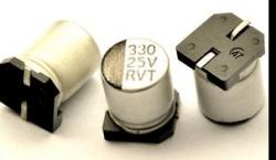 CAPACITOR ELETROLITICO 330uF X25V SMD