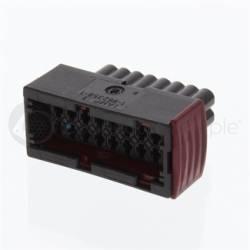 CONECTOR PLD 16POLOS COM TERMINAIS