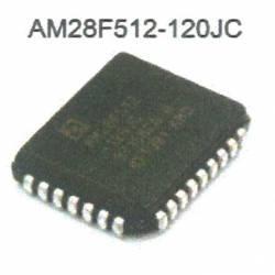 AM 28F512 PLCC